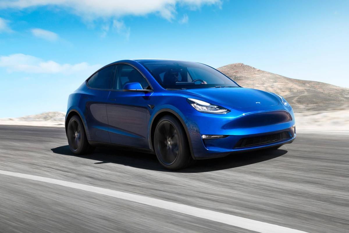 Tesla Model Y 2021 : le petit VUS qui voit grand