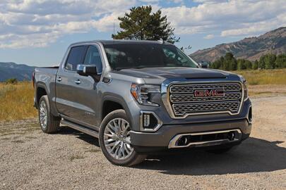 GMC Sierra 1500 2021 : La Cadillac des camionnettes