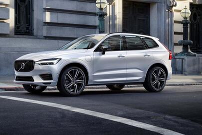 Volvo XC60 2021 : vers l'électrification