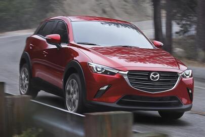 Mazda CX-3 2021: Plaisir et polyvalence
