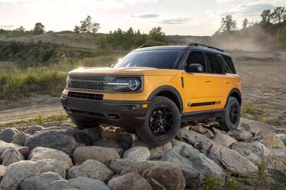 Ford Bronco Sport 2021 : l'autre Bronco