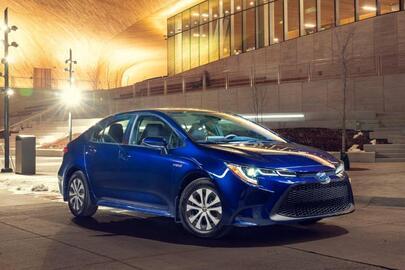 Top 10 des meilleures voitures hybrides en 2021