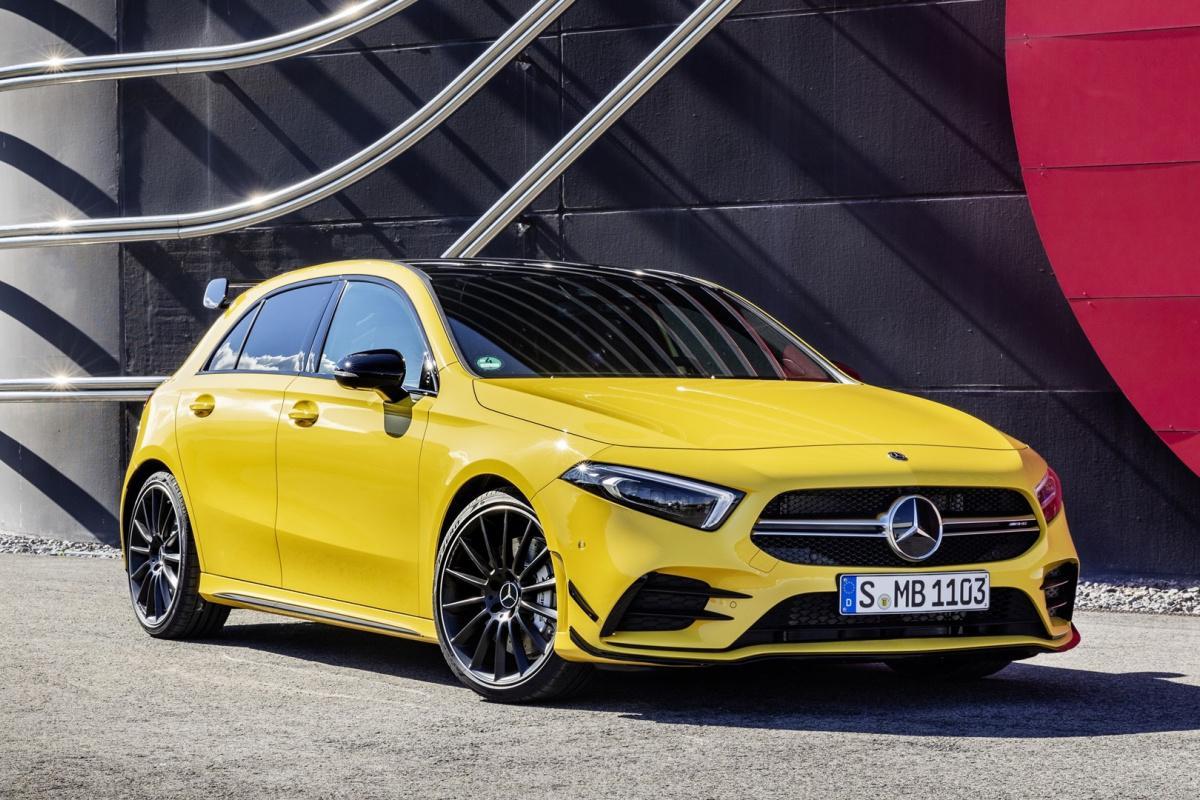 Mercedes Benz Classe A 2021
