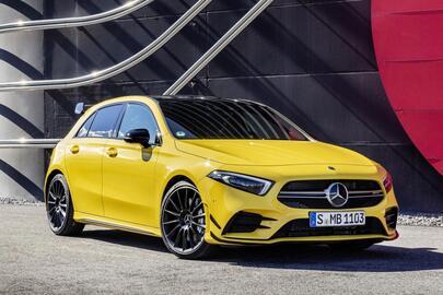 Mercedes-Benz Classe A 2021