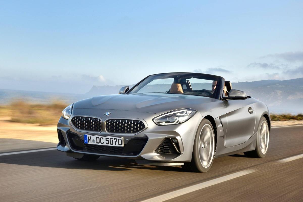 BMW Z4 2021
