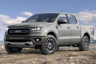 Ford Ranger 2021 : La camionnette de tout le monde!