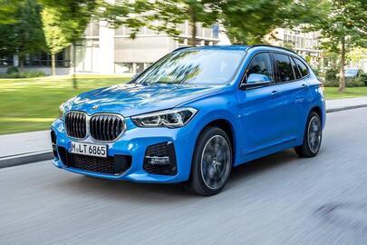 BMW X1 2021 : le valet de cœur