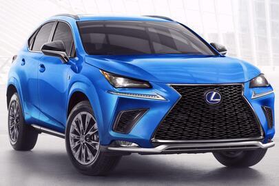 Lexus NX 2021 : Le Rav4 qui n'en est pas un