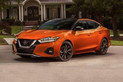 Nissan Maxima 2021 : La berline parfaite