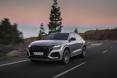 Audi Q8 2021 : la bête en costume 2 pièces