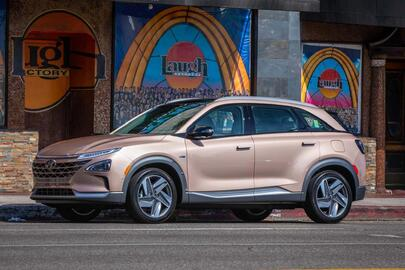 Hyundai Nexo 2021 : La légende