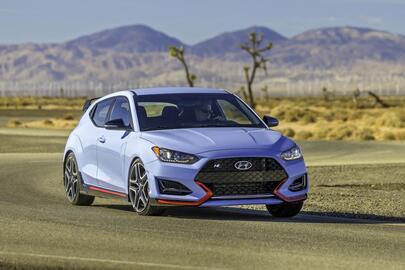 Hyundai Veloster N 2022 : diablement plaisante à conduire!