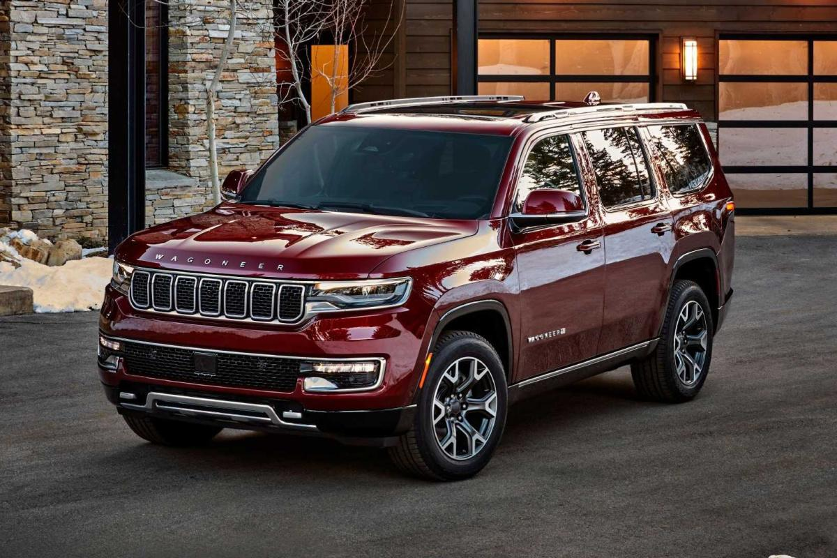 Jeep Grand Wagoneer 2022 : Quand il n'y a plus de limite!