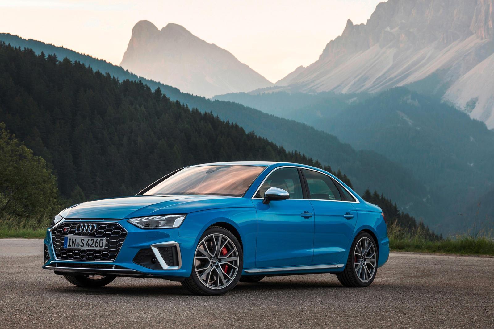 Audi S4 2022