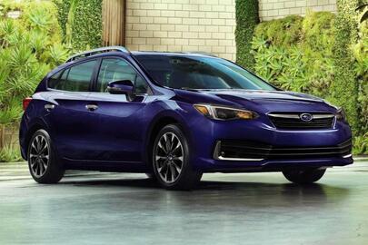 Subaru Impreza 2022 : La voiture n'est plus reine
