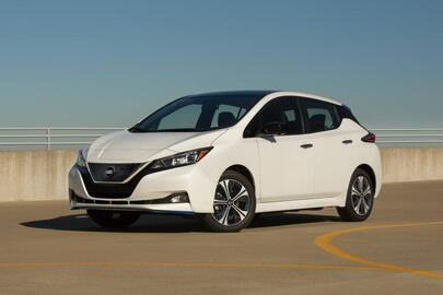 Nissan Leaf 2022 : Plus abordable que jamais!