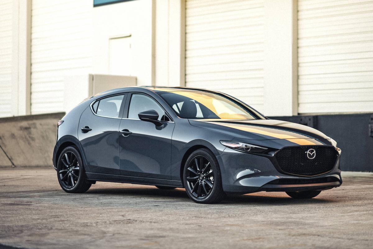 Mazda 3 2022