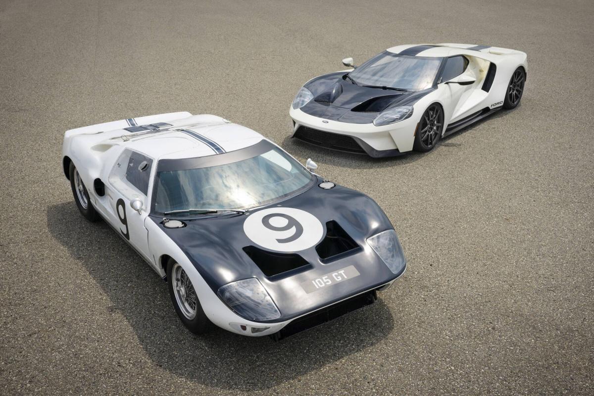 Ford GT 2022 : la dernière page du livre d'histoire