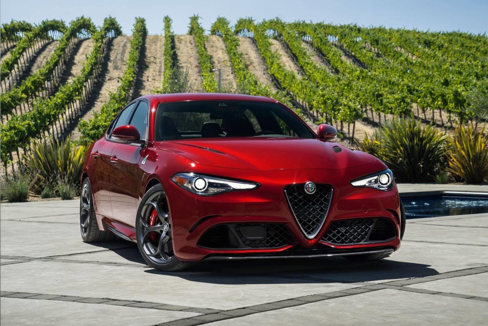 Alfa Romeo Giulia 2022 : au-delà de l'émotion