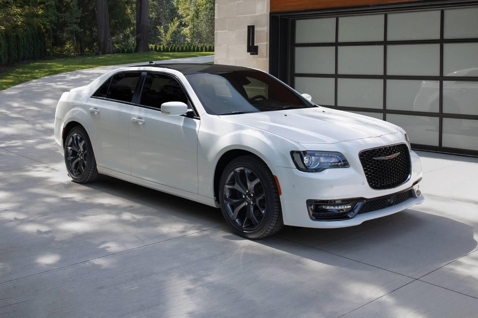 Chrysler 300 2022 : il était une fois en 2004
