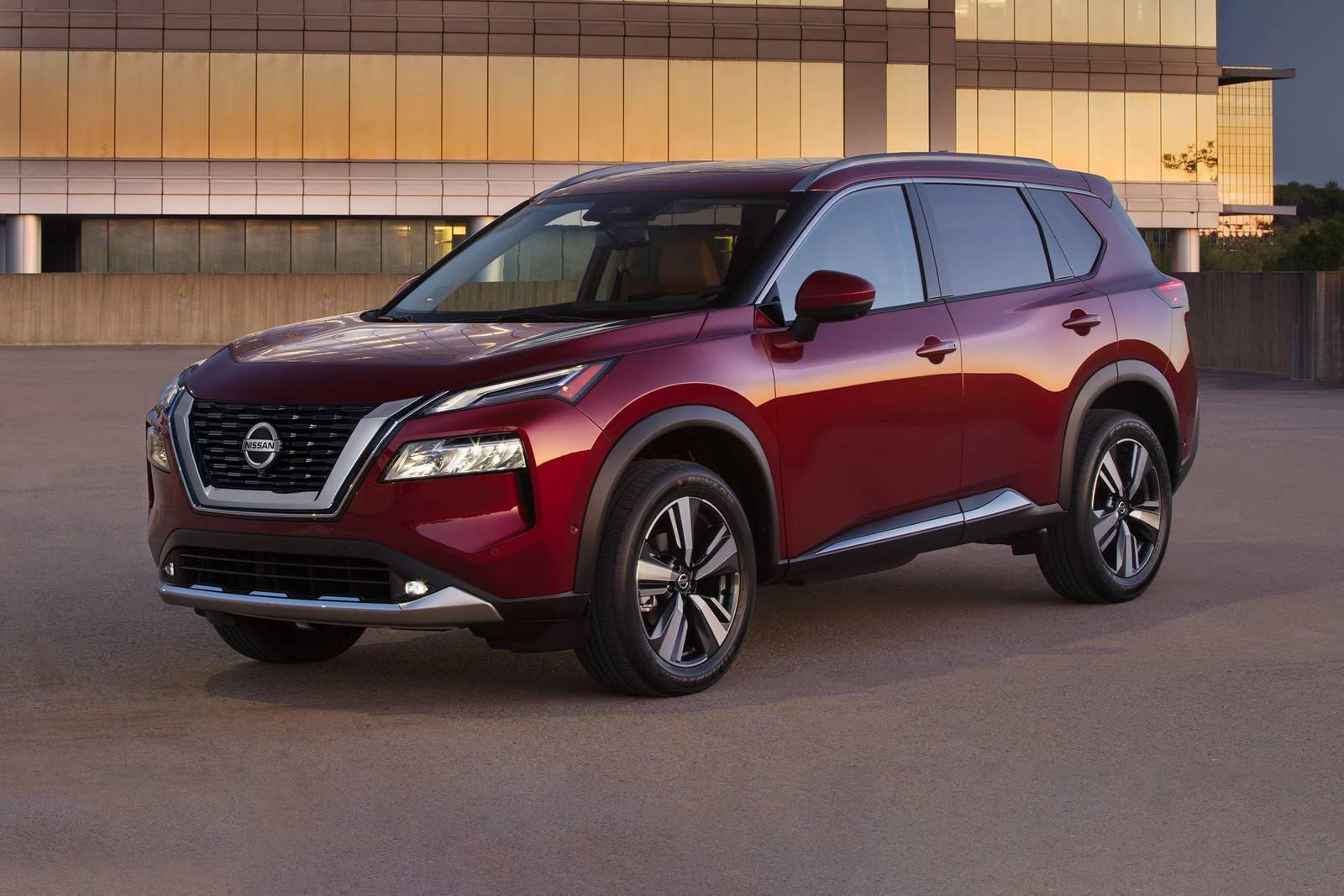 Nissan Rogue 2022