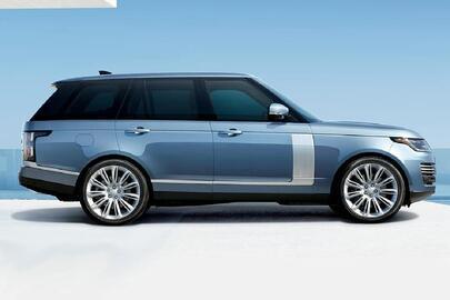 Land Rover Range Rover 2022