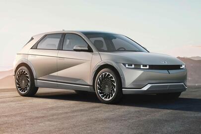Hyundai Ioniq 5 2022 : En direct du futur