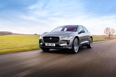 Jaguar I-Pace 2022 : quand l'innovation boude la tradition