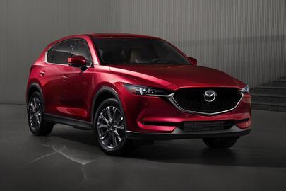 Mazda CX-5 2022 : Équilibre et plaisir garantis