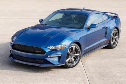Ford Mustang 2022 : la finale des feux d'artifice