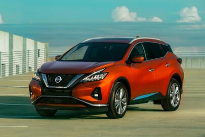 Nissan Murano 2022 : glacé à l'ancienne