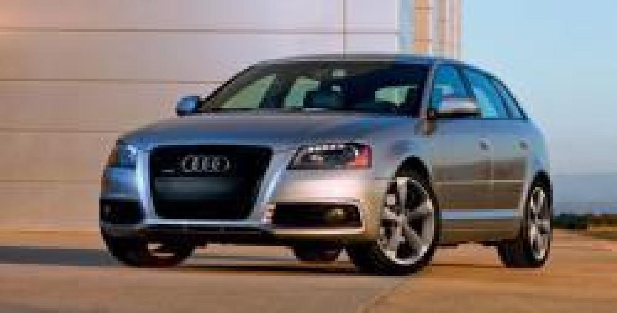 La nouvelle Audi A3 2012