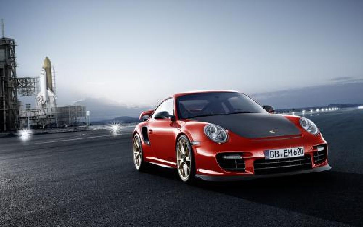 La nouvelle Porsche 911 GT2 RS