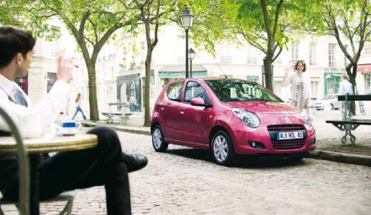 La Suzuki Alto 2012: Une compacte qui fait rêver