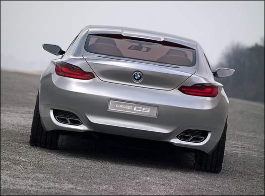 BMW CS 2007 concept