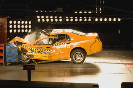 Crash Test : Brilliance BS6