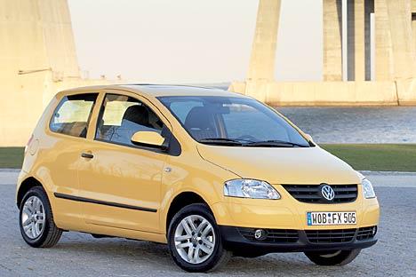 Une Volkswagen Fox pour 9000$