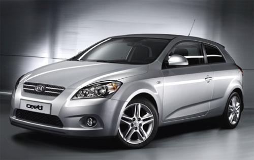 Kia va de l'avant avec sa Pro:cee'd Hatchback