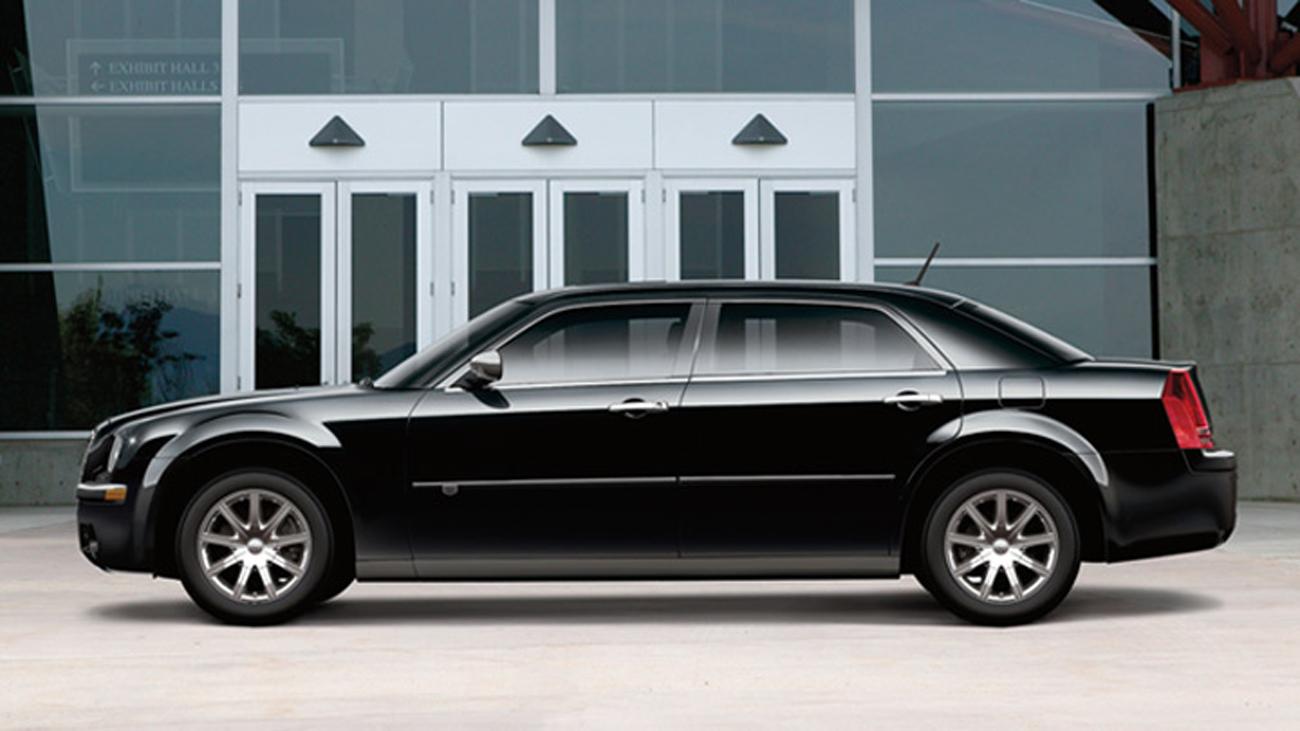 La Chrysler 300C 2008