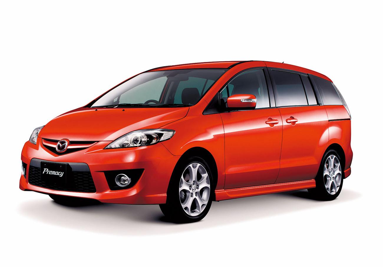 Des changements mineurs pour la nouvelle Mazda5