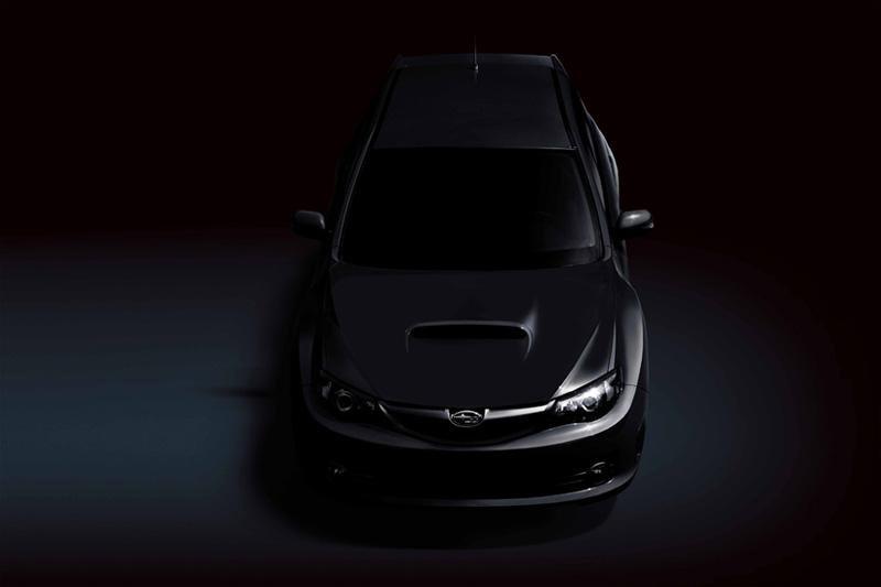 Un avant:goût de la Subaru Impreza STI