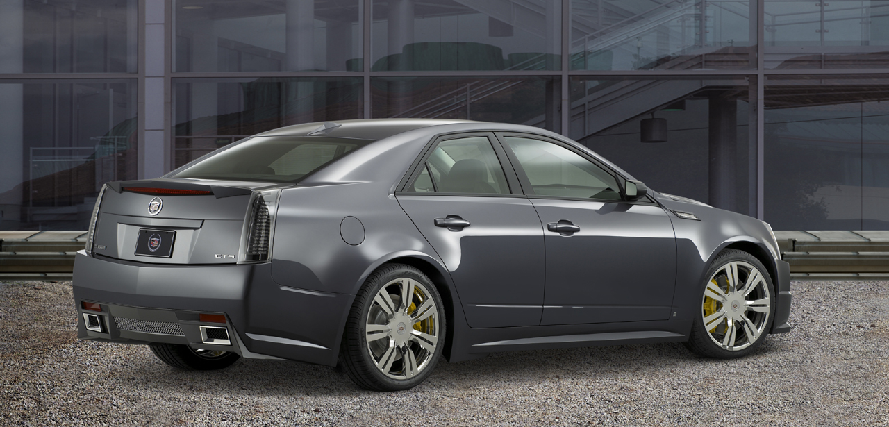 Cadillac CTS Sport Concept 2007