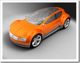 Dodge ZEO 2008 concept