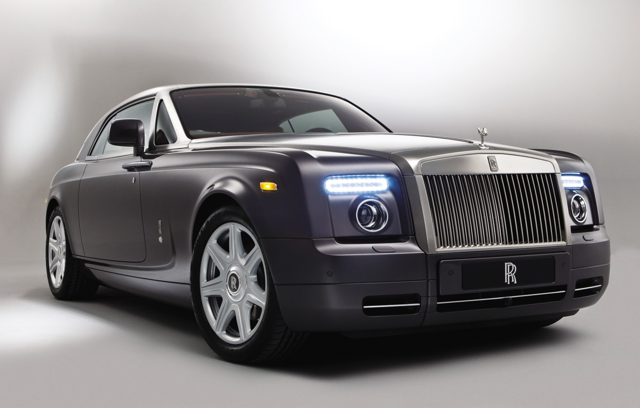 Rolls:Royce Phantom 2009