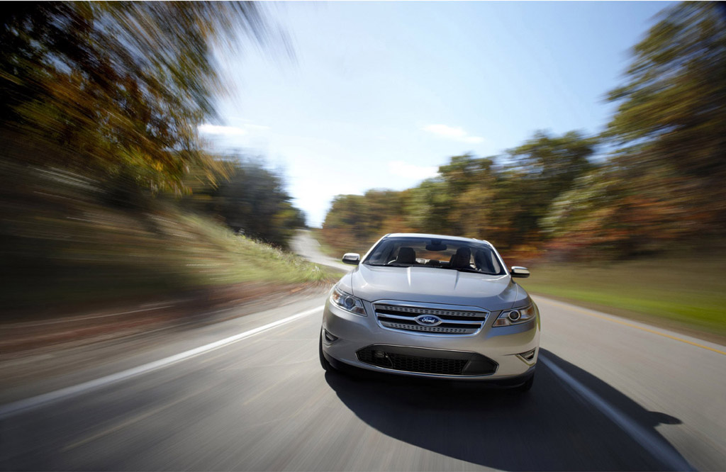 Ford Taurus 2010 : Premières impressions