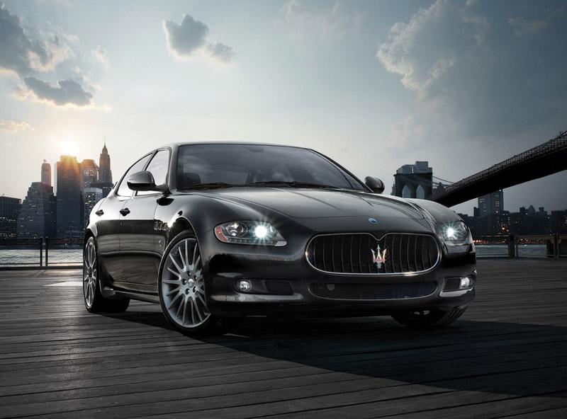 Maserati GTS 2009
