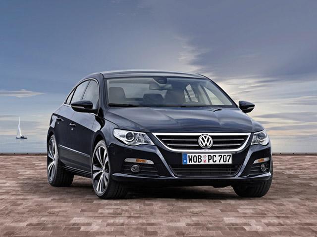 Volkswagen Passat CC : La plus sécuritaire en 2009
