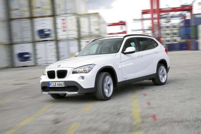 BMW X1 2010 : premiers détails officiels