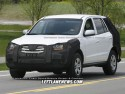 Hyundai Santa Fe 2010 - Première photos espionnes