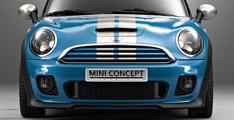 Mini coupée pour le 50e anniversaire